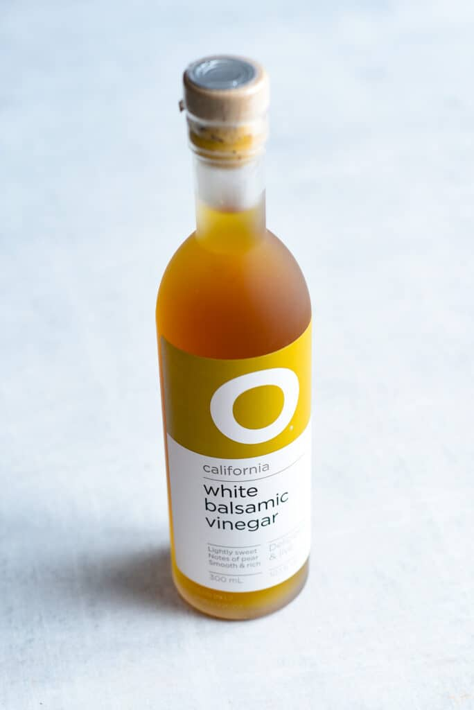 white balsamic vinaigrette by O